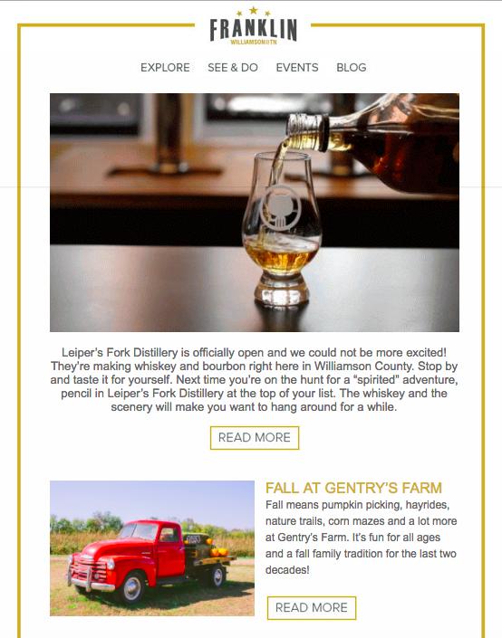 franklin-destination-newsletter