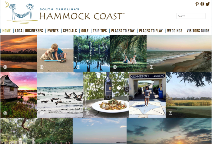 Hammock Coast crowdriff stretches photography budget
