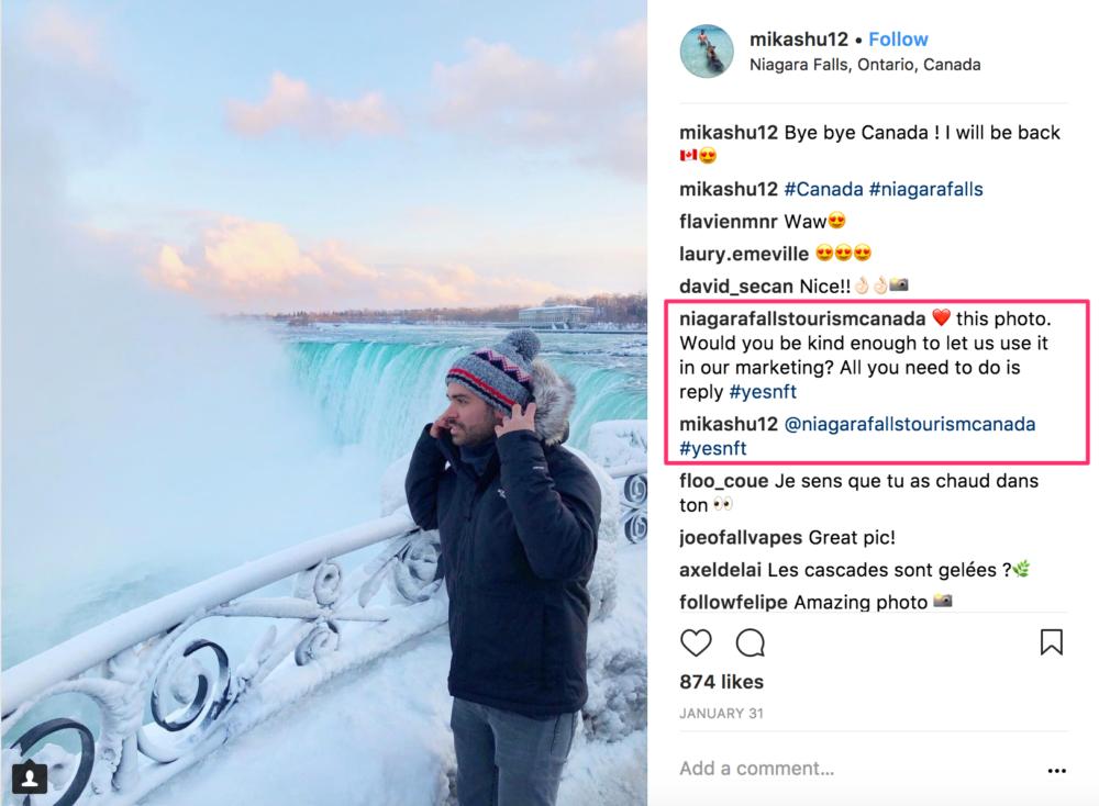 Hornblower Niagara Customer Stories