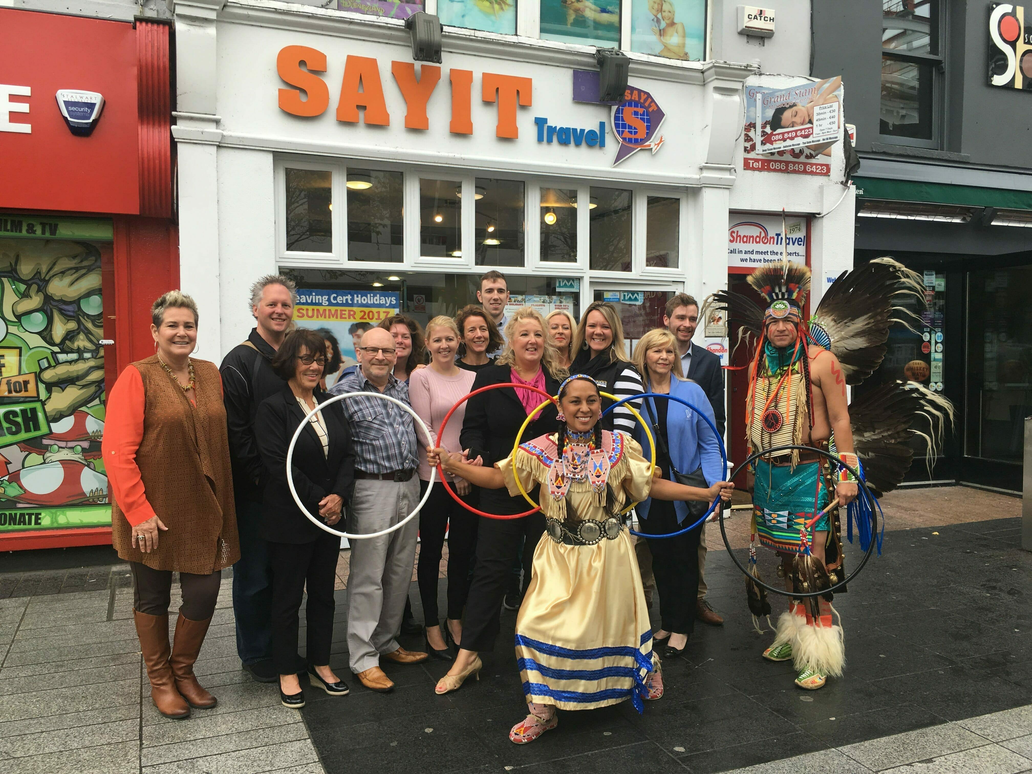 Ireland Tour Operator Visit