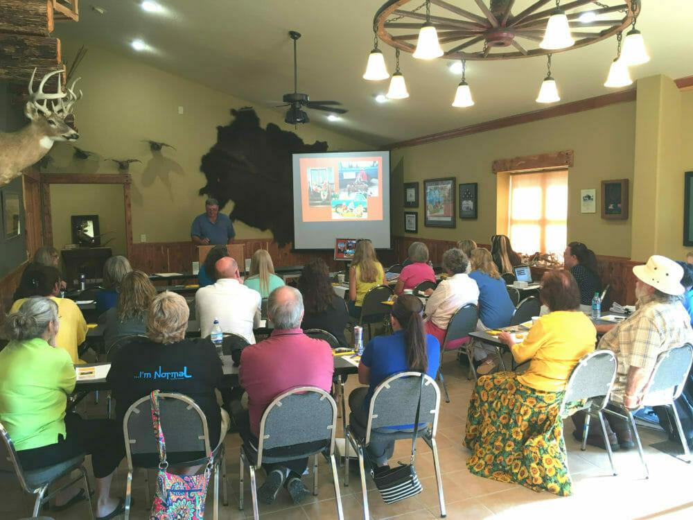 Kansas Tourism Roadshow-Ringneck Ranch