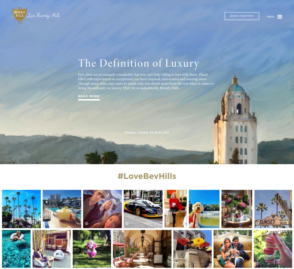 Love Beverly Hills Homepage