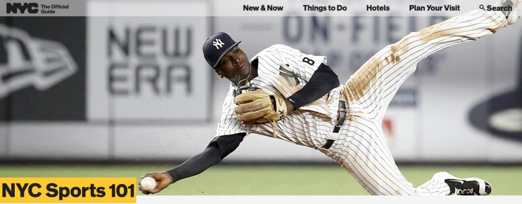 NYC-sports-101