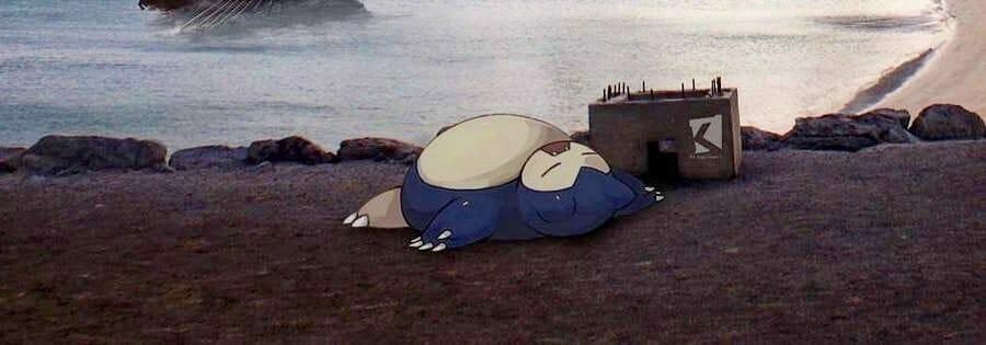 pokémon-go-snorlax-beach
