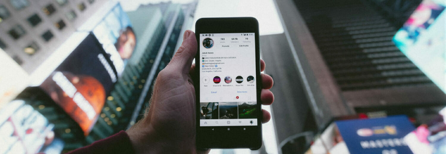 WHAT INSTAGRAMS NEW LINKABLE PROFILE HASHTAGS USERNAMES MEAN FOR DMOS
