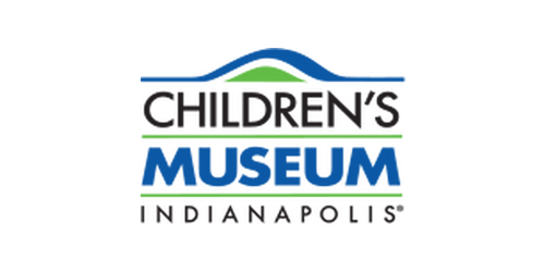 Logo for Children's Museum of Indianapolis