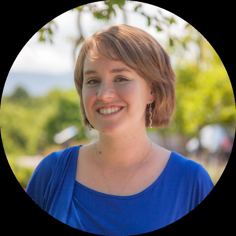 Cat Kessler, Director of Content at Explore Asheville