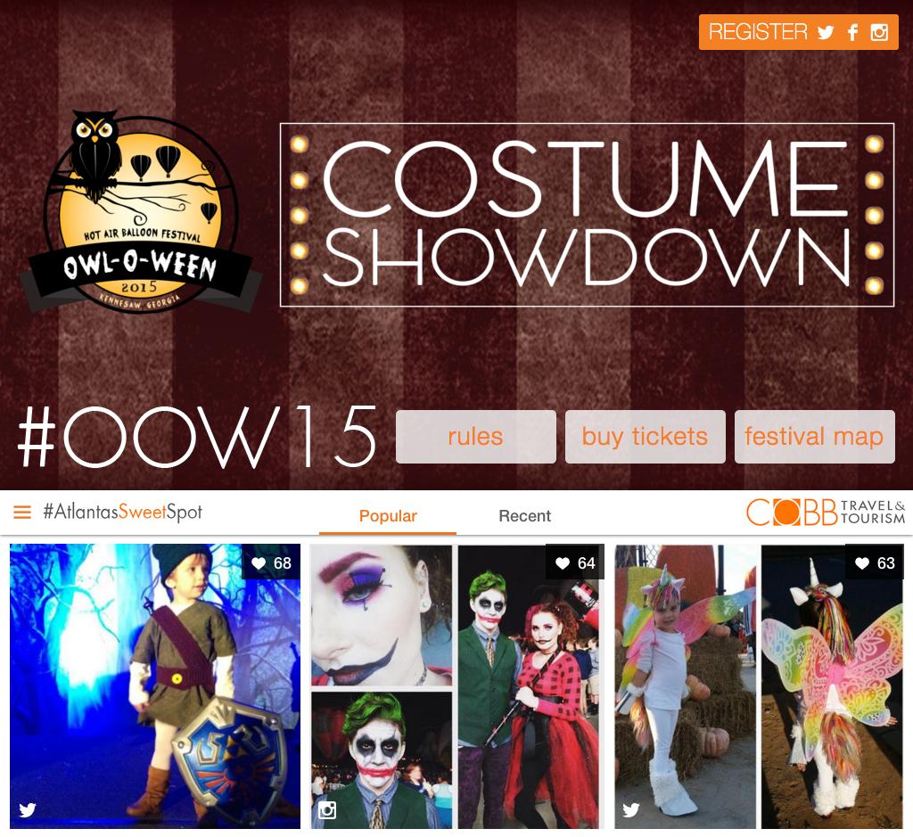 cobb county owloween halloween fest