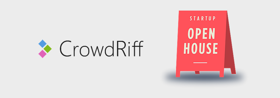 crowdriff hosts startup openhouse