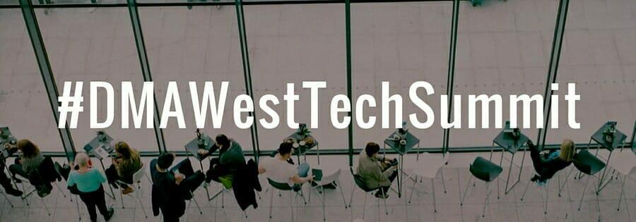 crowdriff sponsoring DMAWest tech summit