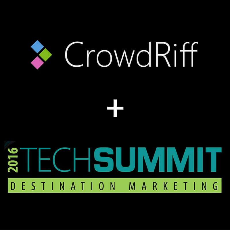 dmawest tech summit sponsor CrowdRiff