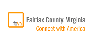 Logo for Fairfax County, Virginia