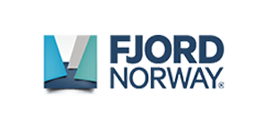 Logo for Fjord, Norway