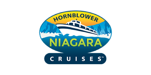 Logo for Hornblower Niagara Cruises