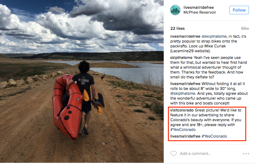 """_livesmallridefree_on_Instagram__""""One_packraft__two_humans_and_two_dogs_can_only_mean_a_lot_of_laughs_and_whoops__First_time_taking_our__Alpacka_out_on_the_water___waterdog__tybeedog__tykidog__coloradolive"""""""