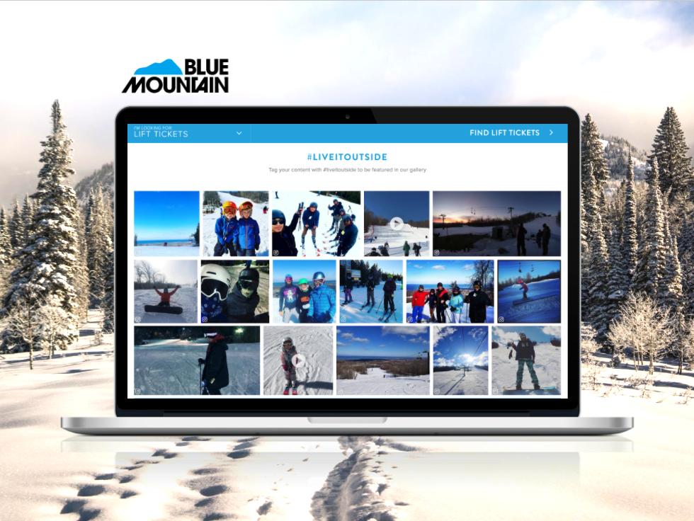 mountain destinations blue mountain
