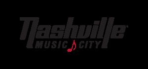 Logo for Nashville, Tennessee - Music City