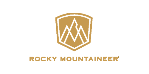 Logo for Rocky Mountaineer