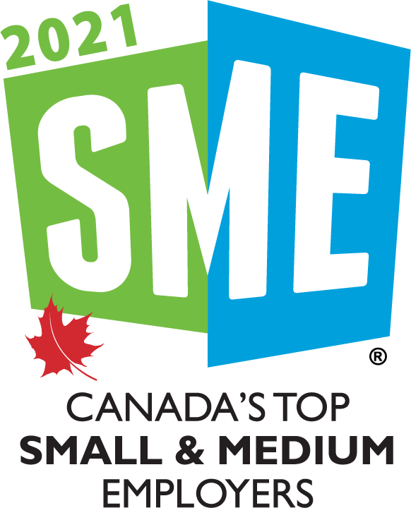 One of Canada's Top Small & Medium Employers