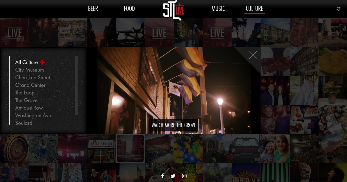 stl.live explore st louis