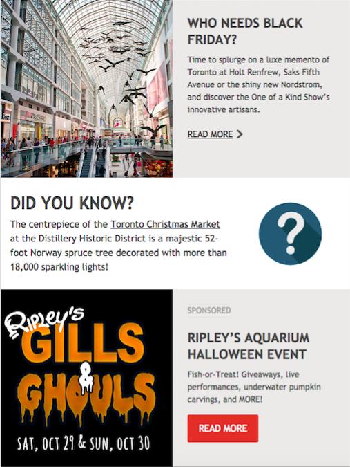 tourism-toronto-destination-newsletter