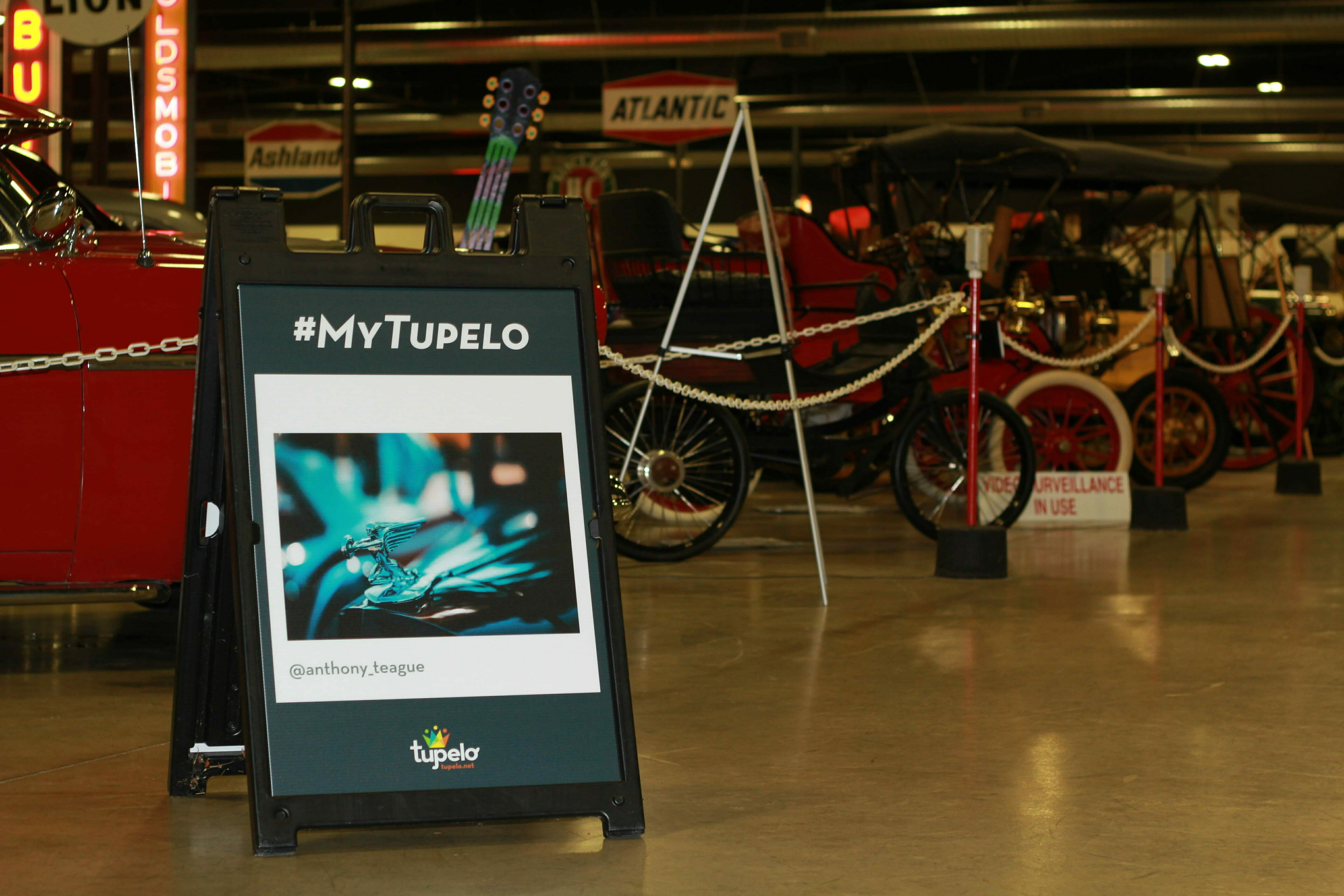 tupelo a-frame crowdriff