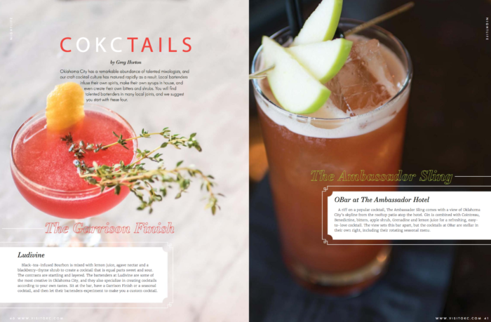 visit okc dmo visitor guide cocktail