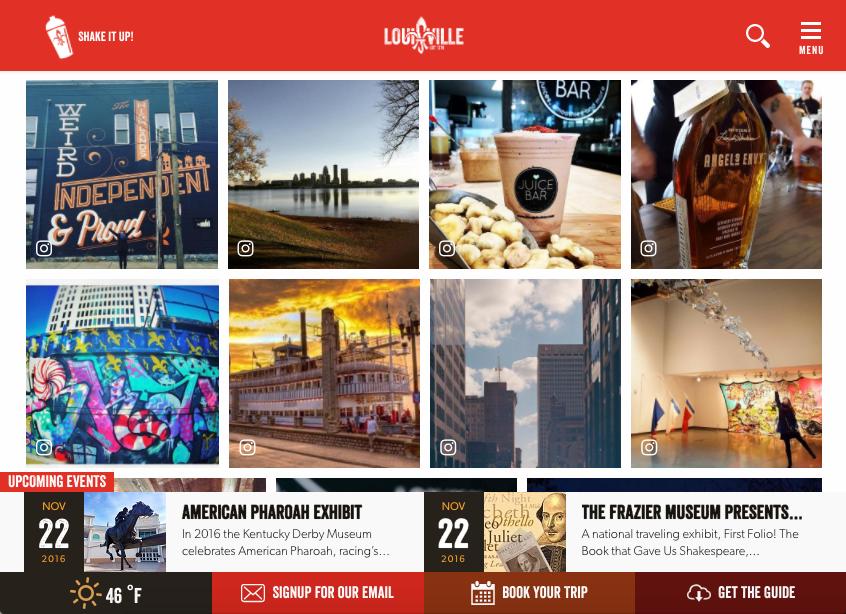 visual-influencer-louisville-website